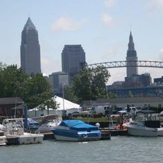 At the mouth of the Cuyahoga River you'll find this small Cleveland island Great Lakes, Getting Out, Small Towns, Cleveland, State Parks, Statue Of Liberty, Islands, Ohio, Places To Visit