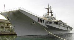 c 551 its giuseppe garibaldi aircraft carrier italian navy trieste italy…