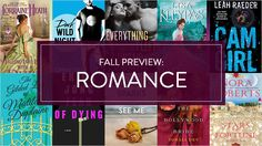 Falling in Love: Autumn 2015's Most Swoon-Worthy Romance Books