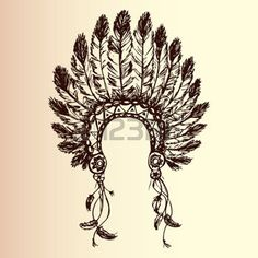 Penacho indio