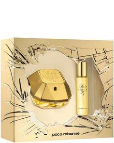 Geschenkkoffer Paco Rabanne LADY MILLION Eau De Parfum
