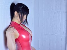 Gallery : Front Zipper Swimsuit Costume - REALISE http://www.new-realise.com/?mode=f14 #赤根京 #Miyako_Akane