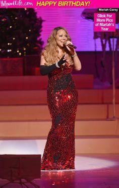 Mariah Carey's Birthday: Legendary Singer Turns 45 — HappyBirthday