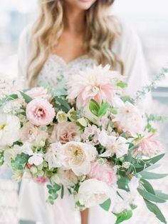 Wedding Flowers | Wedding Bouquet | Wedding Floral Inspiration | Bridal Bouquet | Flower Inspiration