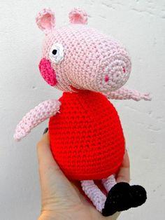 Cinciut's Amigurumi Peppa Pig by Amigurumi Torino