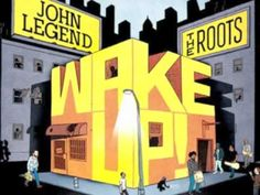 John Legend and The Roots Wake Up! Colored Vinyl Colored Copies Are Limited Contact Us!John Legend and The Roots recorded Wake Up! during the time of Dance Pop, J Dilla, Jill Scott, Amy Winehouse, John Legend Songs, Waiting For Superman, Hope Of The World, Rapper, Hip Hop Bands