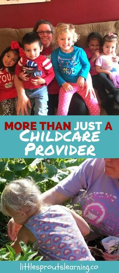 I am not a babysitter. I am not JUST a childcare provider. I am a warrior, protecting the future and changing the world. My fellow providers are as well.