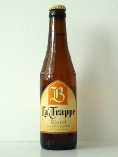 Birra La Trappe - Blond #Lovely #Beer #Latrappe #Blond