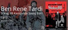 Tarih ile içiçe bir hayat öyküsü anlatan çizgi roman. En sevdiğim türde diyebilirim... Ben Rene Tardi Stalag IIB Kampında Savaş Esiri - Tardi