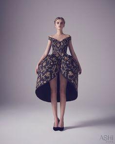 Cudowna kolekcja Haute Couture od Ashi Studio (FOTO)