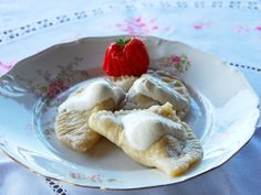 """You have to try """"pierogi"""" when you visit Poland ;-)"""
