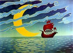 Karel Zeman: Pohádka tisíce a jedné noci