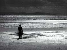 Anthony Gormley's Another Place, Liverpool