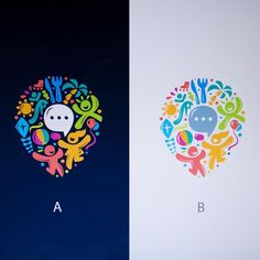 Quick question: A or B? Feedback is welcome 😬👍 @cpuentesdesignFollow ➡️ @logonewFollow ➡️ @logopassion Follow us - Hashtag & tag Logonew to get FEATURED!!