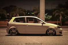 VW club South Africa. Polo vivo 3dr dropped suspension.suspension. Merc rims