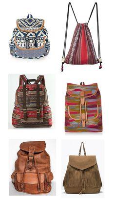 Time for Fashion » Seasonal Shopping: Summer Backpacks Mochilas