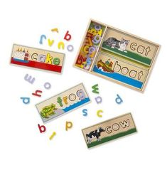 See & Spell Learning Toy | Savvy Custom Gifts