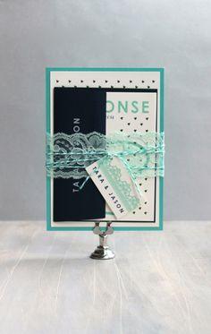 "Emerald Green Wedding Invitations, Navy Blue and Emerald Wedding Invitations, Lace Invites {NEW} - ""Hearts & Lace"" Deposit by BeaconLane on Etsy https://www.etsy.com/listing/172913334/emerald-green-wedding-invitations-navy"