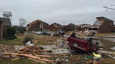 Rowlett Official: Catastrophic Damage Left In Wake Of EF 3 Tornado Tornado Damage, Loss Of Loved One, National Weather Service, Natural Disasters, Fort Worth, Hold On, Texas, Cabin, Sky