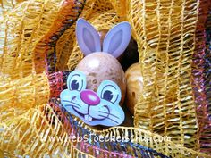 Hidden easter eggs - find one of them and you will have a chance to win something nice - only today!