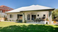 Alderbury St alfresco by Exactus Homes, Perth