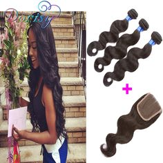 Find More Human Hair Weft with Closure Information about Malaysia Grade 7A Body Wave Human Hair With Closure Malaysian Body Wave Virgin Hair With Closure Free Part Aliexpress Hair ,High Quality lace cutout,China weave sandal Suppliers, Cheap lace wedding dresses vintage from HLSK Queen Hair Products Co., Ltd on Aliexpress.com