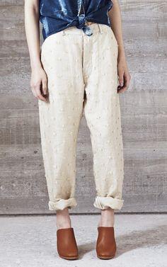 Rachel Comey - Escapade Pant - Pants - Clothing - Women's Store