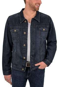 4017993801435 | #Paddock´s #Herren #PADDOCK´S #Western #Jackets #blau