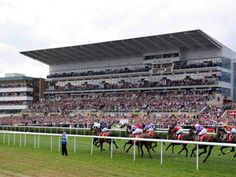 Doncaster Racecourse and Conference Centre, Doncaster, South Yorkshire, England