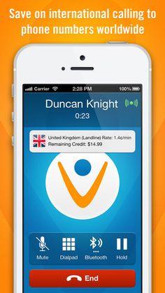 Vonage Mobile, comunícate mediante texto, audio y video | iPad Books