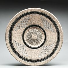 Crackle Raku by Eric Stearns