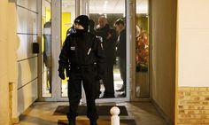 Suicide bomber's explosive belt found dumped in Paris suburb