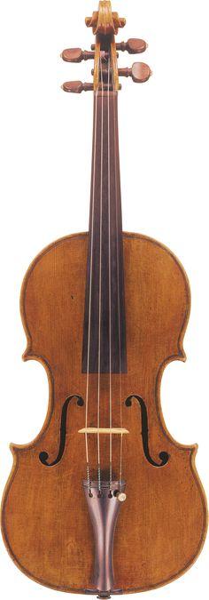 1685 Francesco Ruggieri Violin  from The Four Centuries Gallery