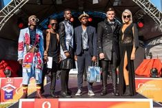 The Durban July Race Day Fashion winners for 2018 were as follows:  Classic Race wear (Men): First place was Nkosi Mhlungu , second place being M Shade, third place being Madelain Clark Race Day Fashion, Durban South Africa, Race Wear, Old Photos, Third, That Look, African, Classic, How To Wear