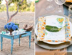 Fresh & Organic Birthday Dinner Party - Inspired By This