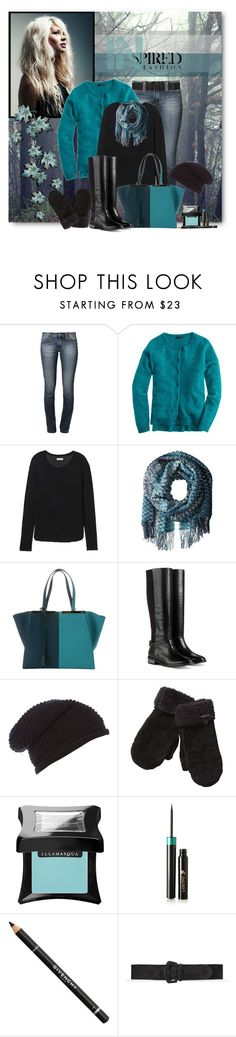 """""""Inspired Fashion"""" by brendariley-1 ❤ liked on Polyvore featuring J.Crew, Rebecca Taylor, Missoni, Fendi, Cole Haan, Label Lab, Scotch & Soda, Lancôme, Givenchy and Ralph Lauren"""