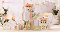 New Free Gift - Orchid Events SVG Bundle - $6.99 Value - Dreaming Tree