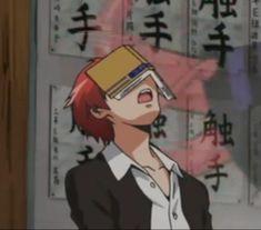 Karma Kun, Nagisa And Karma, Aesthetic Drawing, Aesthetic Anime, Classroom Memes, Koro Sensei, Haikyuu Manga, Attack On Titan Anime, Japanese Cartoon