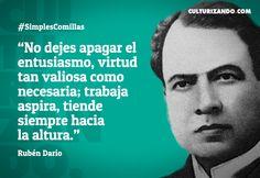 Rubén Darío en 12 frases