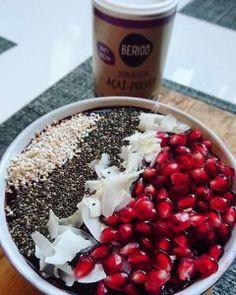 Acai-Bowl, Breakfast, Rehtinker