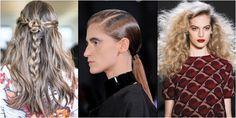 Warkocze, kucyki i szalone loki - w tym sezonie każdy znajdzie fryzurę odpowiednią dla siebie :)