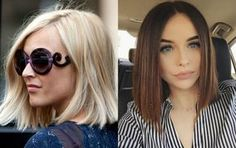 New Sharp Blunt Bob Hairstyles 2017 | Hairdrome.com