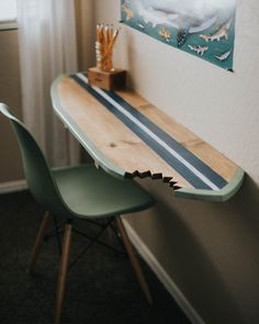 Decoration Surf, Surf Decor, Surfboard Decor, Ocean Room, Beach Room, Boys Surf Room, Kids Room, Surfer Bedroom, Teen Bedroom
