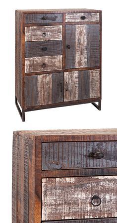 The Drake Chest delivers a fantastic blend of aged vintage charm with a contemporary profile. We loved the fresh look of alternating shades, weathered and distressed, that lend a vintage-inspired look—...  Find the Drake Chest, as seen in the Cozy Cabin in Vermont Collection at http://dotandbo.com/collections/cozy-cabin-in-vermont?utm_source=pinterest&utm_medium=organic&db_sku=113797