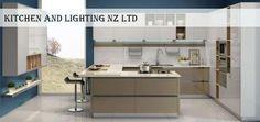 Kitchen Benchtop & Wardrobe in Auckland- Kitchen Lighting