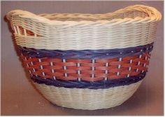 Basket pattern:  Sorrento By Flo Hoppe