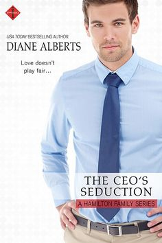 Feature – The CEO's Seduction by DianeAlberts