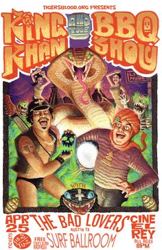 King Khan & the Bbq Show