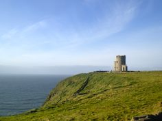 Cliffs of Moher in Ireland, breathtaking!