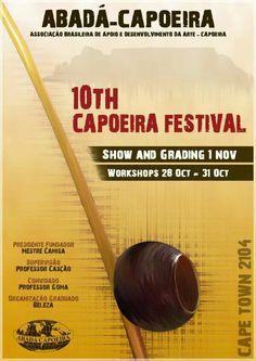 Abada Capoeira Cape Town- A Capoeira Journey. 1 November 2014